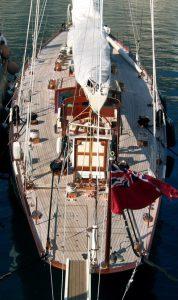 french polishing yachts