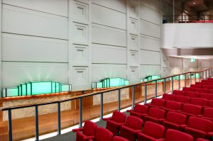 fireproofing services for BBC radio theatre