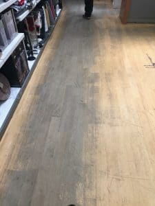 damaged shop floor repairs